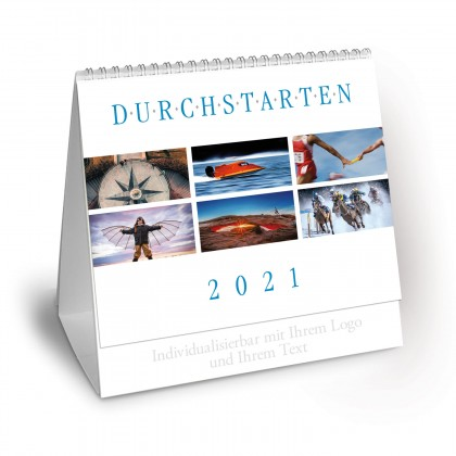 Tischkalender - Motivationskalender