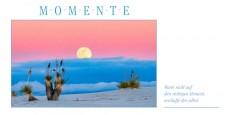 Grußkarte MOMENTE - Sonnenaufgang