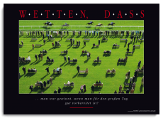 Motivationsposter - WETTEN, DASS