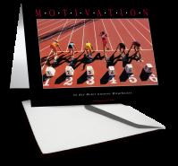 Grußkarte MOTIVATION