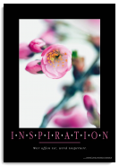 Motivationsposter - INSPIRATION