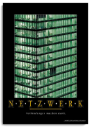 Motivationsposter - NETZWERK
